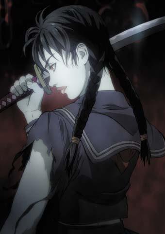 ANIPLEX 『BLOOD THE LAST VAMPIRE』番組サイトより