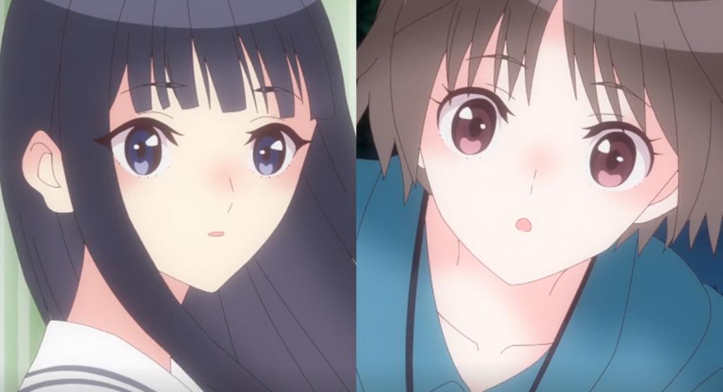 TVアニメ『ブルーリフレクション澪』より