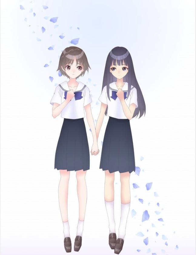 TVアニメ『ブルーリフレクション澪』公式サイトより